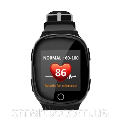 Smart watch Smartix S200 (D100) gold пульсометр - 4