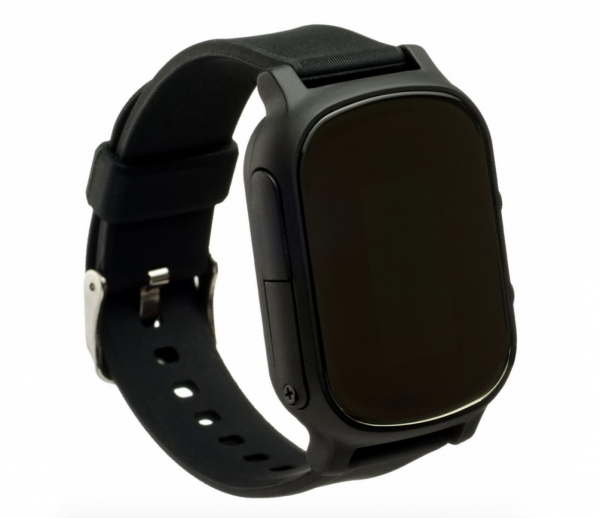 Смарт-часы с GPS smart watch Smartix T58 черный